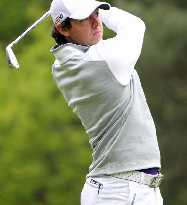 Rory McIlroy Golfiquement